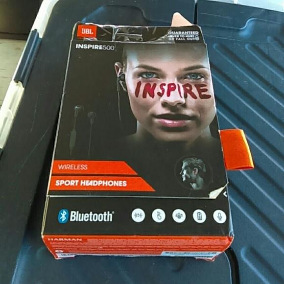 Other Jbl Harman Inspire 500 Wireless Sport Headphones Poshmark